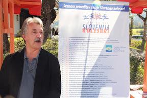 g. Tomaž Marinko predsednik projektnega sveta Kolesarjenje in turizem T: 041 618 821 Turistična zveza Slovenije Miklošičeva 38, 1000 Ljubljana T: 01 4341 670 F: 01 4341 680 E: tzs@siol.net, mtt@siol.net I: http://www.turisticna-zveza.si http://www.agencija-mtt.si/