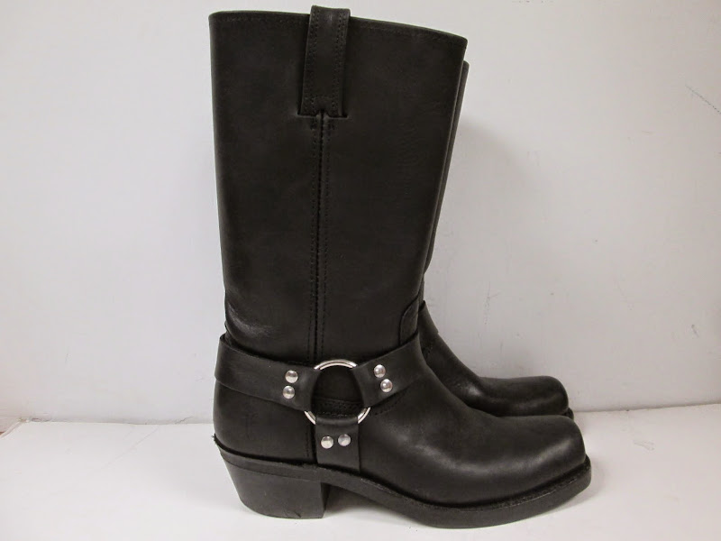 Frye Motorcyle Boots