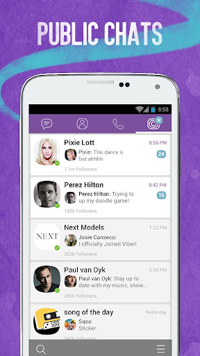 Viber Messages & Calls Guide screenshot 3