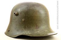 Fieldgrey M17 helmet