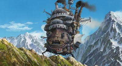 O Castelo Animado, de Hayao Miyazaki