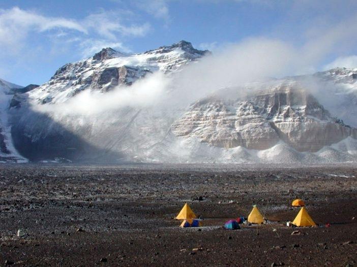 Montanhas da Antártida