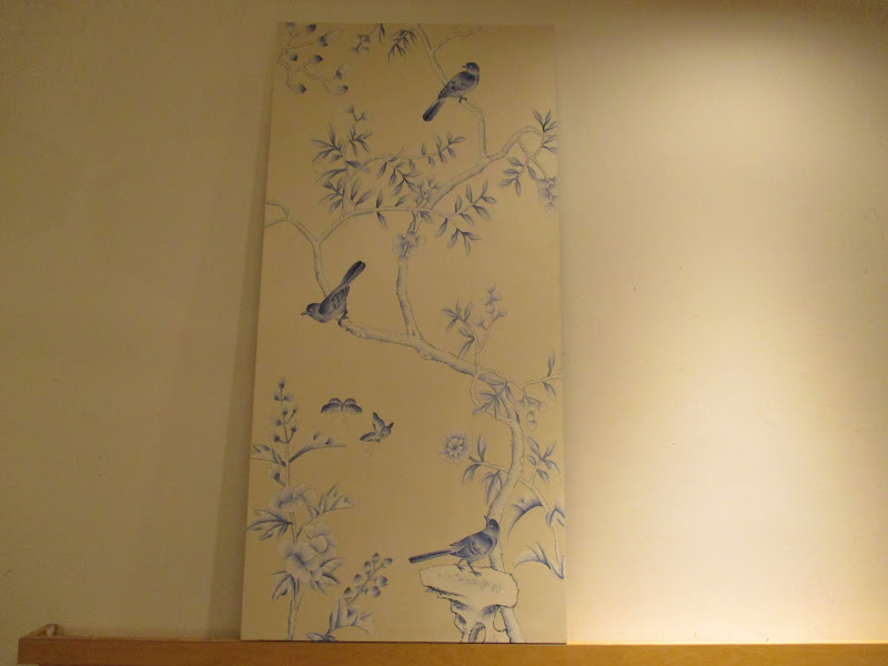 Chinoserie Panel 1