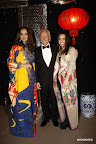 Mónica, Guido y Michelle Parisier anfitriones de la gala de Make a Wish