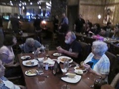 Dinner at Claim Jumper