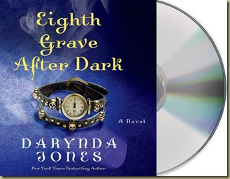 Eighth Grave After Dark by Darynda Jones - Narrated by Lorelei King - Thoughts in Progress