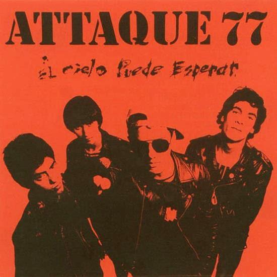 Obreros del rocanrol attaque 77 discografia for Casa musica microcentro