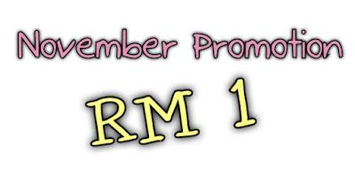 november promo rm1