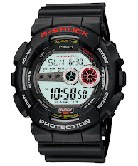 Casio G Shock : GA-110SN