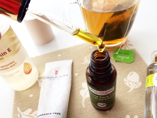 best facial oil organic face oil
