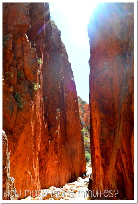 Standley Chasm | How Many More Minutes?