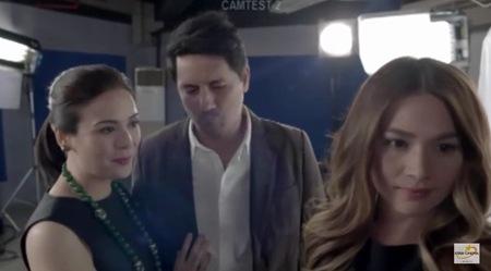 Dawn Zulueta, Richard Gomez and Bea Alonzo - The Love Affair