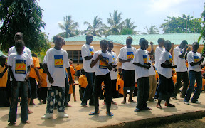 Tumaini Kids perform at Parents Day