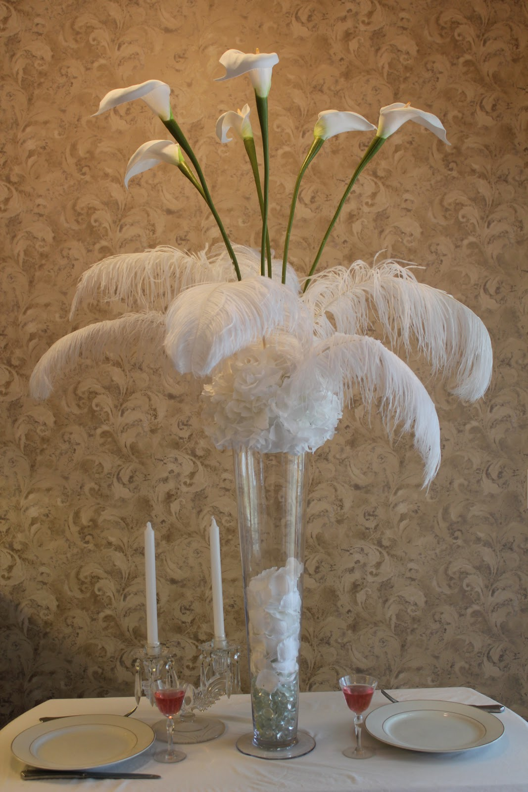 Luxurious Wedding Centerpieces