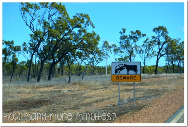 Road Tripping in Queensland | How Many More Minutes?