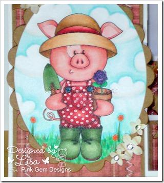 Lady Piggin' Gardening (5)