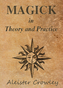 Cover of Aleister Crowley's Book Magick In Theory And Practice