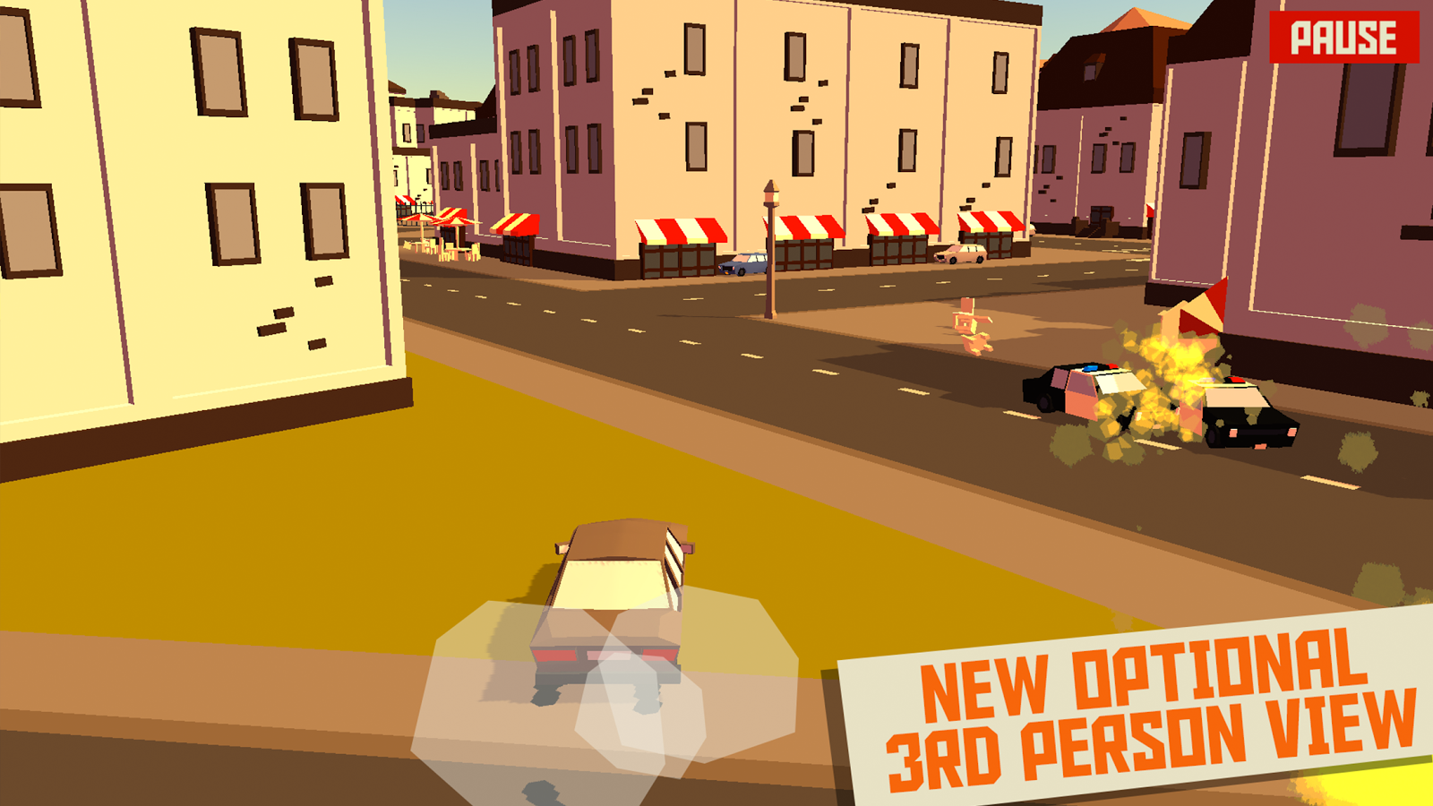 Pako - Car Chase Simulator Screenshot 14