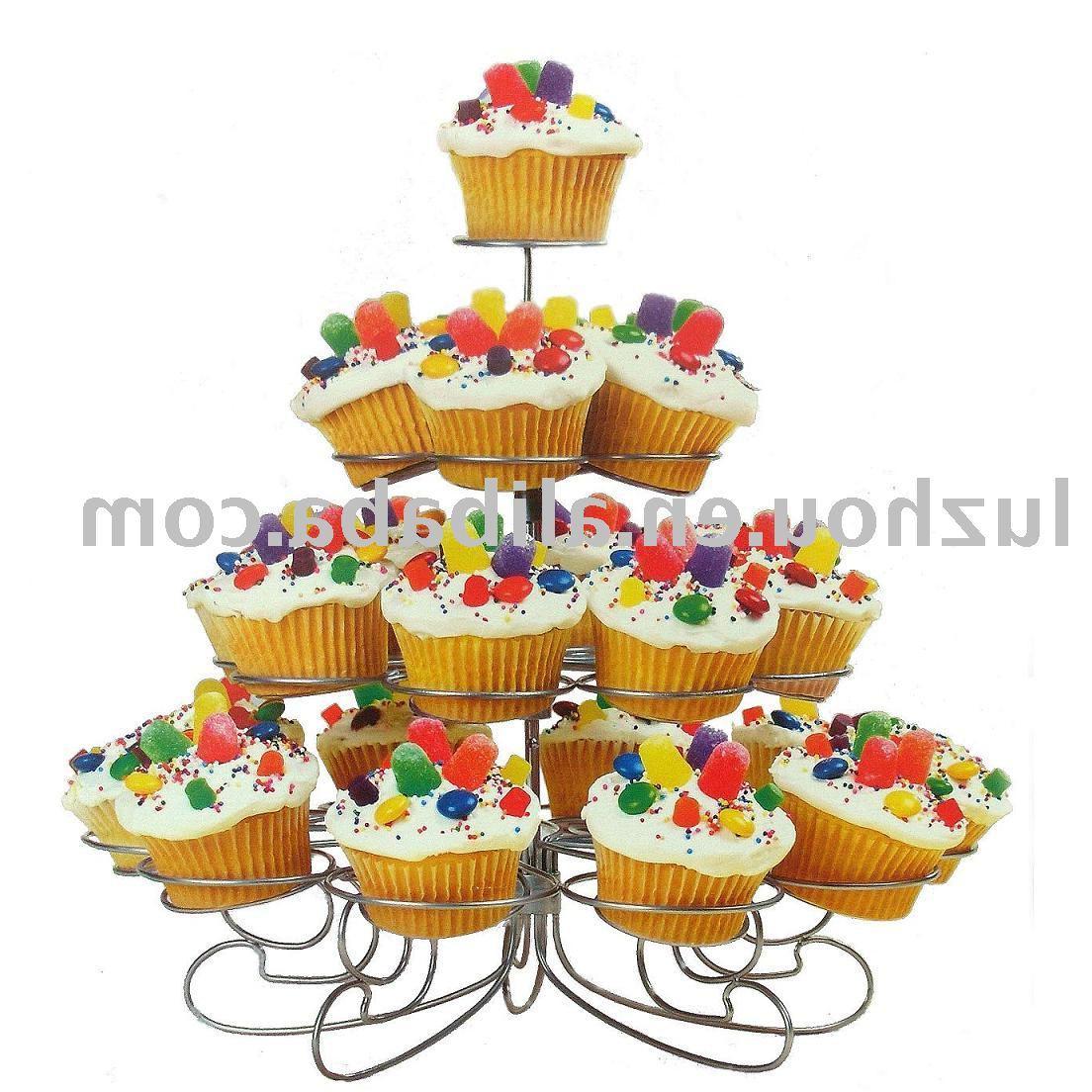 wedding cupcake stand ideas