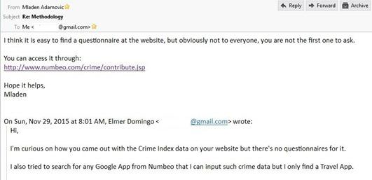 Mladen Adamovic email