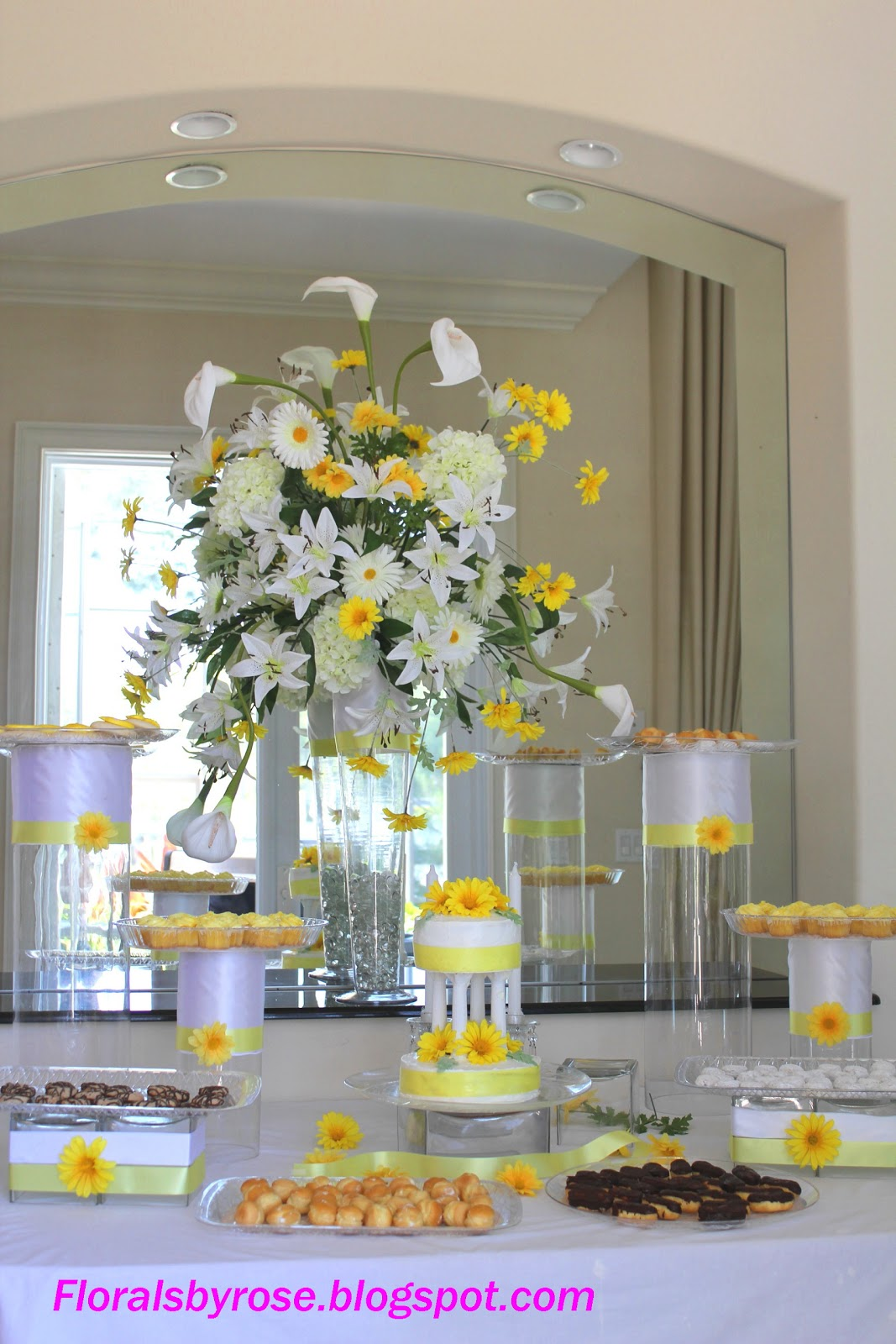 Candy Bar Wedding Reception