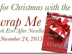 New Release: Unwrap Me (Stark Trilogy #3.9) by J. Kenner + Teasers