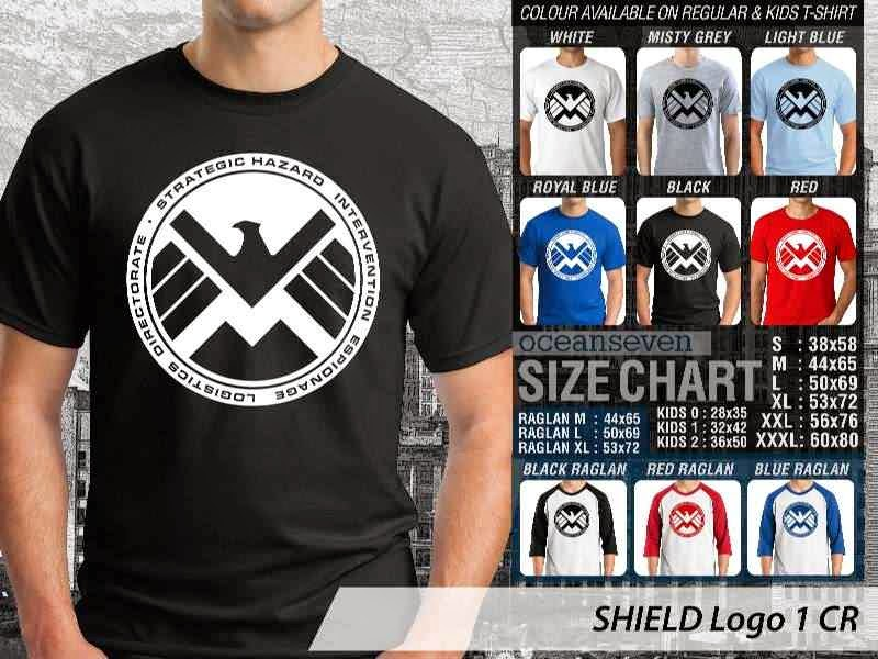 KAOS SHIELD 1 Amazing Superhero distro ocean seven