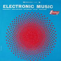LP recopilatorio titulado Electronic Music del sello Turnabout que incluye música de Walter Carlos
