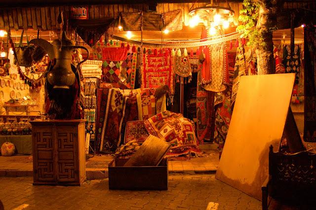 Турция: базар