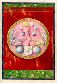Cover of Hermes Trismegistus's Book The Emerald Tablet of Hermes Interpretation