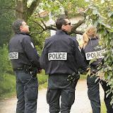 Déploiement policier