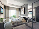 1 bedroom apartment, nice pool view in central pattaya for sale      for sale in Central Pattaya Pattaya