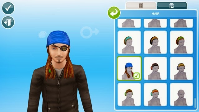 pirate quest sims