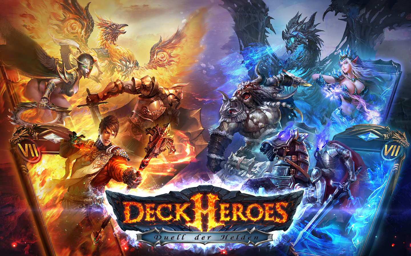 Deck Heroes: Duell der Helden Screenshot 5