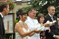 Huwelijksserenade Geert & Ginette / Huwelijk van Geert en Ginette 06-08-2011 067.JPG