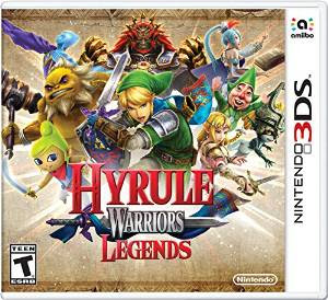 [GAMES] Hyrule Warriors Legends (3DS/EUR)