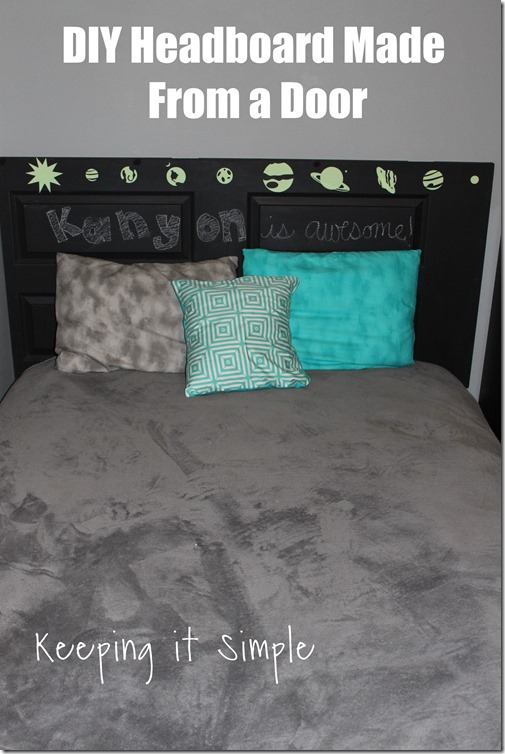 DIY-headboard-Made-from-a-door