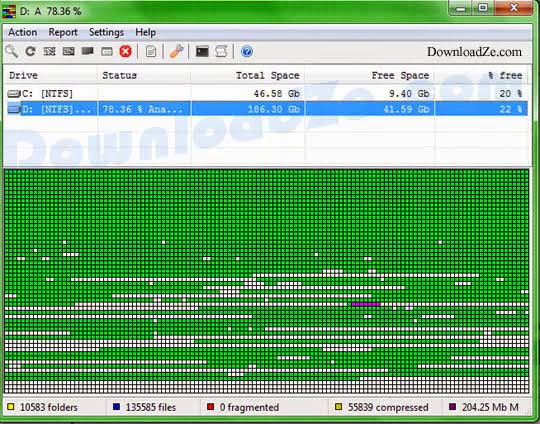 UltraDefrag 6.1.0 (32/64 bit)