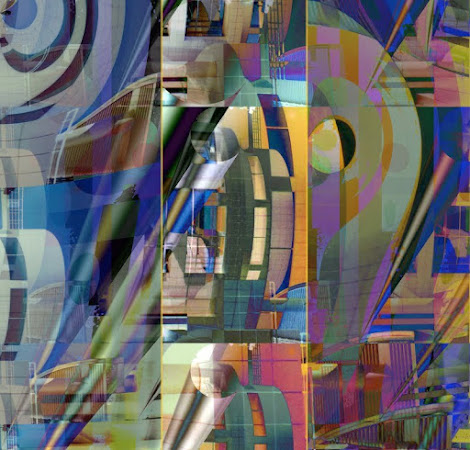 """The """"Cityscape 3"""" piece from the """"1999"""" collection"""