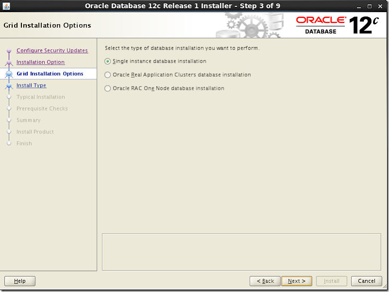 Oracle Database Software Installation 4