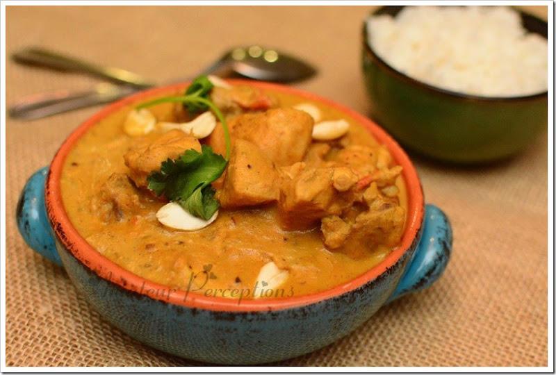 Chicken Moghalai Korma 2