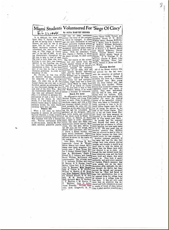 John N Irwin enlist Civil War company Oxford, Butler Co, OH_0003