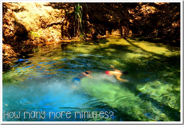 Katherine Hot Springs | How Many More Minutes?