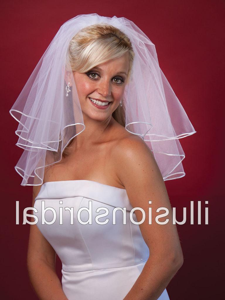 Illusions Bridal Veils - Style