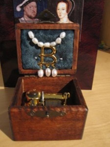 caja de musica de ana bolena