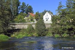 DASNICE - 353 obyvatel, hospoda. Předpokládaný vznik obce se datuje do 13. století, první písemné zmínky jsou ze 14. století. Dasnice patřily rodu Štolců ze Simdorfu, těm však byl majetek po bitvě na Bílé hoře zabaven. V 18. století jsou majiteli Nosticové. V 19. století byla obec připojena k Dolnímu Rychnovu, od roku 1876 je však opět samostatnou. Nejbližší železniční zastávka je v Chlumku - jižní části obce Dasnice.