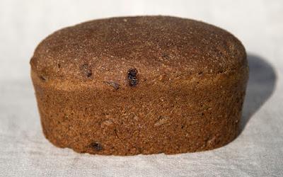 Хлеб «Ржаной с изюмом и солодом»