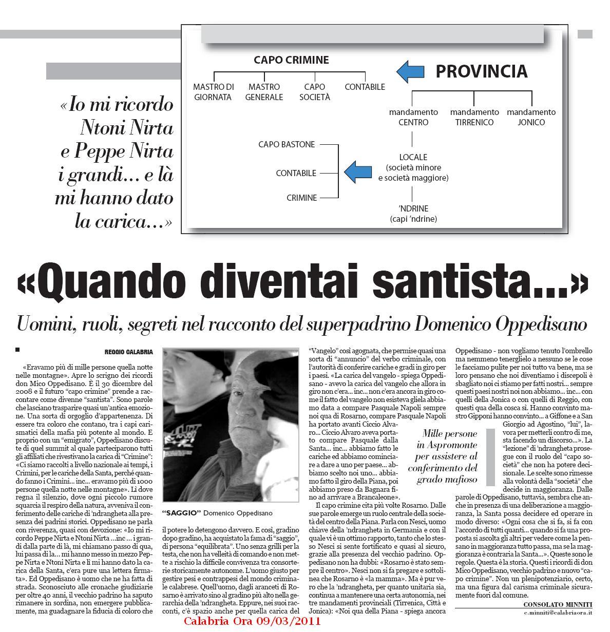 Origins and development of the ndrangheta springerlink accessed 9 march 2011 fandeluxe Gallery