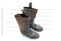 WWI German boots
