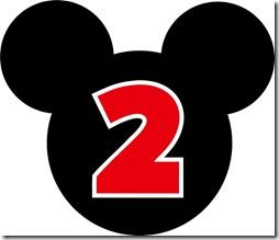 112 numeros mickey mouse 10